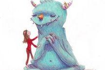 Ilustraciones & Carteles chulis / by Sara Rivas López