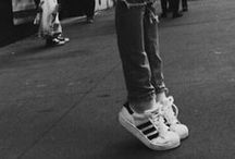 Adidas Superstar Styling / Ways to wear them