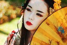 Geisha & Samuraï