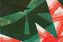Friedhelm Falke / abstrakte Malerei