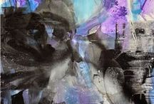 Jan Holthoff / abstrakte Malerei