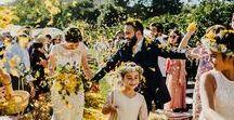 My Wedding in Yellow