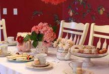 Nice Ladies High Tea / by Abigail Pynn