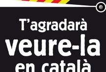Cicle 'Cinema en català i més a prop!'. / Organitzen:Direcció General de Política Lingüística de la Generalitat de Catalunya, Centre de Normalització Lingüística de Tarragona, Escola Oficial d'Idiomes, Òmnium Cultural  i   Biblioteca Pública de Tarragona. Les projeccions tenen lloc un dimarts al mes als Serveis Territorials de Cultura de Tarragona (C/Major, 14) a les 18.00 h. L'entrada és gratuïta, només limitada a l'aforament de la sala.