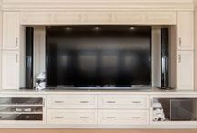 Entertainment Units / Entertainment Units, Custom Built-ins, and beyond.  Brought to you by Superior Cabinets and others we LOVE from Pinterest.