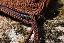 Crochet / virkkaus / Create something beauty by crocheting