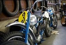 Cool bikes n stuff / by Justin Silvester
