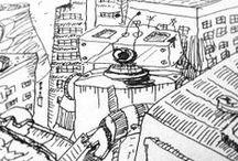 minhas ilustrações / ilustrações lucci