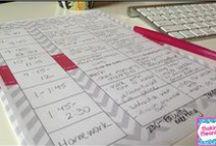 Planning - Inserts