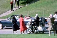 JFK Assassination / 35th President of the United States John F. Kennedy assassinated in Dallas on November 22, 1963