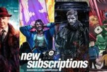 Comic Subscriptions / Comic Subscriptions available from ACE Comics