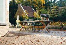 Tuinen met klinkers van Bylandt / Wat vind jij de mooiste tuin met gebakken klinkers van Bylandt?
