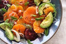 Superfood, raakaruoka, clean food, healty food.