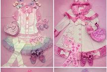 Clothing / Mainly Fairy Kei and Lolita