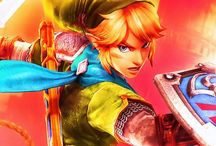 Legend of Zelda / His name is Link not Zelda damnit >~<