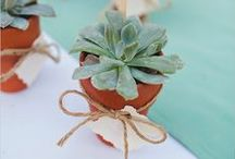 Styling ◊ Favours / Unqiue ideas for unconventional favours that your guests will love!