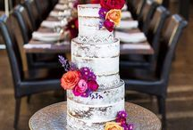 Styling ◊ Cakes / Scrumptious non-traditional ideas for your wedding cake/pancake/doughnut/cheese (and the list goes on!)