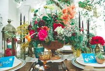 Styling ◊ Table Decor / Ideas for your table and general decor - including place settings, flowers, table styling, crockery, cutlery and glassware!