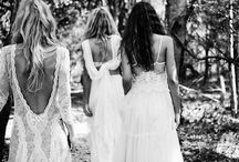 Styling ◊ Bride / Want to look like a bohemian goddess on your wedding day?! This is the place for inspiration ✨