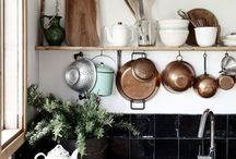 Styling ◊ Interior / Inspiration to create your ideal bohemian home.