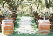 Styling ◊ Ceremony / Décor ideas for your ceremony.