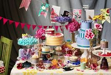 Styling ◊ Party / Ideas for birthdays, anniversaries and other parties and events.