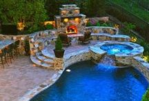 Backyard Renovation Ideas / Create your own piece of paradise right in your own backyard