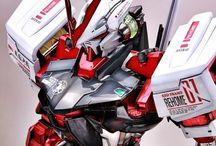 Gundam - Gunpla