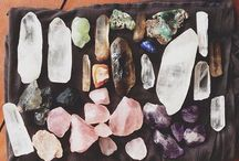 Crystals / Lovely things.