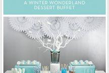 TABLE SCAPE Wonderland Winter