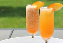 Sweet Brunchtime Cocktails