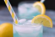 Pool Party Drinks / Keep your guests thirst quenched with these great drink recipes.