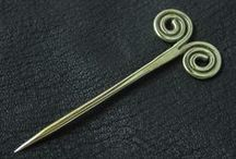 Medieval Brooches and Pins
