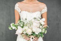 Lela Rose Wedding Gowns / Rent, borrow or buy Lela Rose wedding gowns.