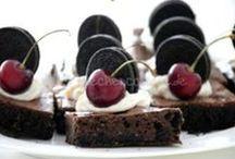 """Backen Rezepte & Ideen / Auf meiner Pinnwand findest du tolle Rezeptideen rund um's Backen von meinem eigenen Food-Blog """"Küchencottage"""" und von  anderen tollen Blogs. Schau dich doch mal um und lass dich inspirieren! www.kuechencottage.de"""