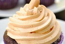 Muffins und Cupcakes / Muffins und Cupcakes die toll und lecker ausehen