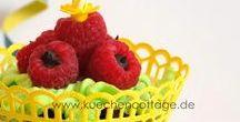 Cupcakes & Muffins Rezepte Ideen / Hier findest du eine tolle Auswahl an Cupcake-Rezeptideen. Viel Spaß beim Stöbern und Nachbacken :-)