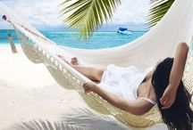 Restful / Pull up a chair (or hammock, or pillow...) and rest awhile. / by Victoria