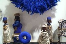 African Accessories & Artifacts