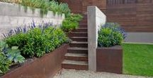 Garden Details / It's the small things that can help make a garden | pergola | paving | fencing