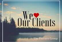 The Clients / The Ferraro Group Public Relations and Public Affairs clients