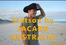 STETSON by JACARU AUSTRALIA / Jacaru Australia is the official supplier for STETSON in Australia an New Zealand
