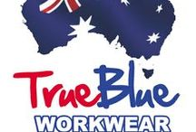 TRUE BLUE Workwear by Jacaru Australia / Jacaru Australia is manufacturing canvas hats. Those hats are perfect for gardening, workwear and safety purposes.