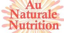 Blog Posts by Au Naturale Nutrition ✒️ / A collection of all Au Naturale Nutrition articles and recipes published by Jenny on www.AuNaturaleNutrition.com.