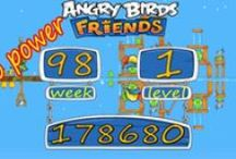 Angry Birds Week 98 all levels no power / Angry Birds Friends Tournament  Week 98 - Week 98 - 31 march to 06 april 2014 april 2014 All Levels 3 star strategy High Scores This is our  no power and power up