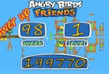 Angry Birds Week 98 all levels power up / Angry Birds Friends Tournament  Week 98 - Week 98 - 31 march to 06 april 2014 april 2014 All Levels 3 star strategy High Scores This is our  no power and power up
