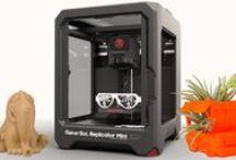 3d printing / La stampa 3D trasforma le tue idee in oggetti reali.
