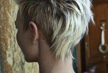 włosy krótkie na teraz