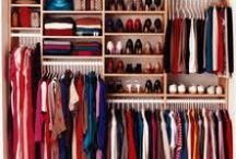 Closets / by C M
