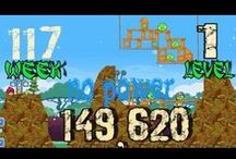 Angry Birds Friends Tournament Week 117 on power / Angry Birds Friends Tournament Week 117 All Levels 3 star strategy High Scores no power up visit Facebook Page : https://www.facebook.com/pages/Angry-birds-for-play/473374282730255 blogger page : http://angrybirdsfriendstournaments.blogspot.com/ twitter : https://twitter.com/carloce_kiven